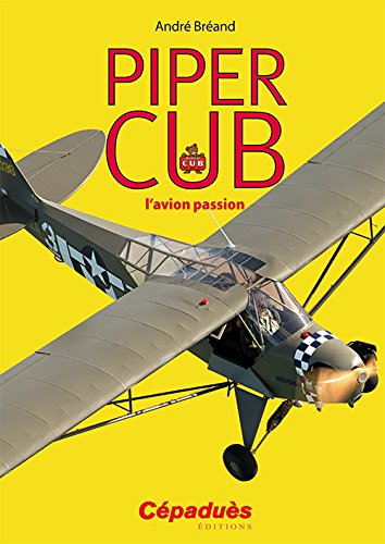 PIPER CUB L'avion passion