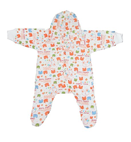 Montu Bunty Wear Baby Romper For All Season (Pack of 3) | Sleep Suit | Comfort Fit