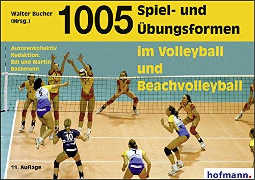 1005 Spiel- und Übungsformen im Volleyball und Beachvolleyball (Volleyball-martin)