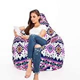 Urban Gifts Bean Bag for Adults with Beans