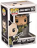 FunKo 11849 Pop! Vinylfigur: Call of Duty: John 'Soap' Mactavish