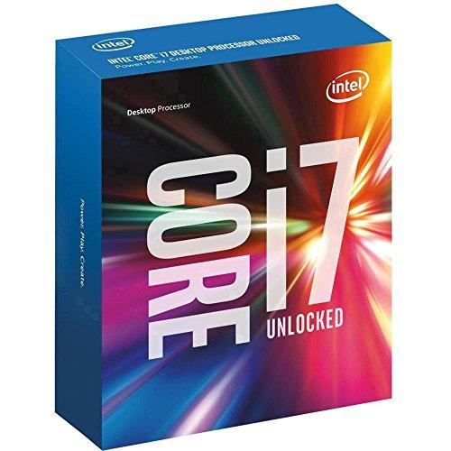 Intel Prozessor (CPU) Boxed Core i7 i7-6700K (4 x 4.0 GHz) Quad...