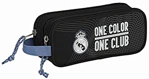 "Real Madrid ""Black Portatodo Doble 811757513"