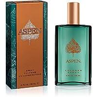 Coty Aspen Men's Eau de Cologne Spray, 118 ml