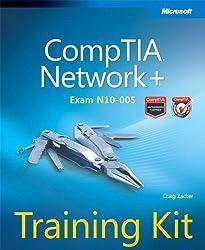 CompTIA Network+ Training Kit (Exam N10-005) (Microsoft Press Training Kit) by Craig Zacker (2012-12-31)