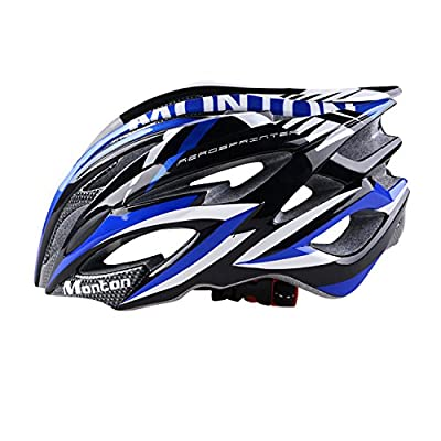 240g Ultra Light Weight - Cycle Cycling Road Bike Mountain MTB Bicycle Safety Helmet - Safety Certified Bicycle Helmets For Adult Men & Women, Teen Boys & Girls - Comfortable , Lightweight , Breathable from Zidz