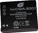 Bilora 644 batería para cámara/grabadora Ión