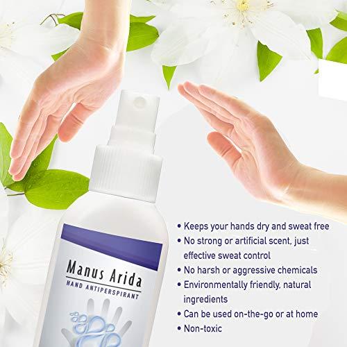 Zoom IMG-2 antitraspirante mani by manus arida
