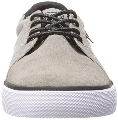 DC Shoes - Scarpe da ginnastica Council, Uomo Grigio (Gris (Gry))