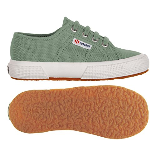 Green cloud Malachite 2750 Chaussures Cotj Superga Bambini Le wgqSgxzYn