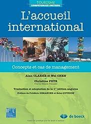 L'Accueil International Concepts et Cas de Management