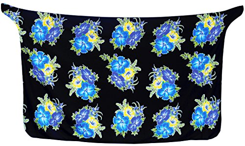 nodo sarong / legami incorporati ricorrere insabbiamento costume da bagno bikini costume da bagno beachwear Blu