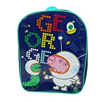 Peppa Pig Backpack Bags & Accessories Synthetic Material School Bags Dark Blue