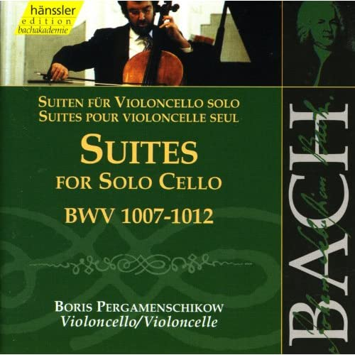 Bach, J.S.: Cello Suites Nos. 1-6, BWV 1007-1012