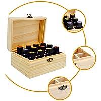 Ätherisches Öl Tragetasche Öl Aufbewahrungsbox 12 Slots, hält 5-15ml Flaschen Öl-Organizer Aufbewahrungsbox Fall... preisvergleich bei billige-tabletten.eu