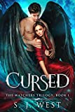 Cursed (Book 1, The Watchers Trilogy) by S.J. West
