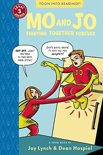 Mo and Jo: Fighting Together SC (Toon)