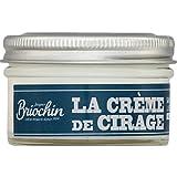 Brieuc creme Schuhcreme farblos ohne Silikon–(Preis pro Einheit) Schneller und gepflegte