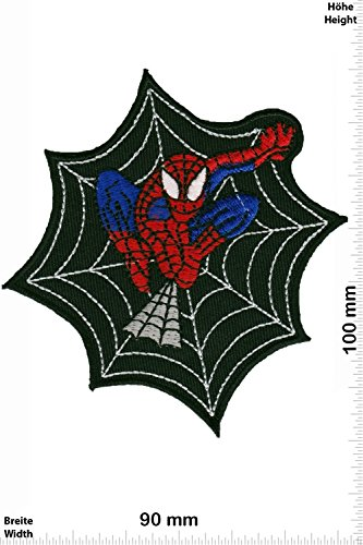 Parches   Spidermann Net  Cartoon   Spider Man   Parche