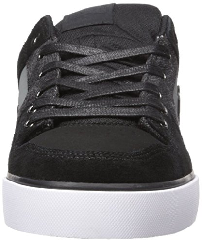 DC Shoes PURE SE SHOE D0301024, Herren Sneaker, weiss, Black Destroy Wash