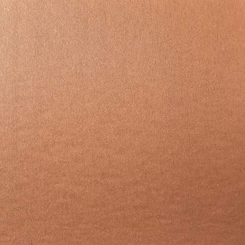 Fablon Klebefolie mit Präge-Effekt, 45cmx1,5m, Bronze