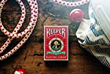 Red Keepers Playing Cards - Marked Deck