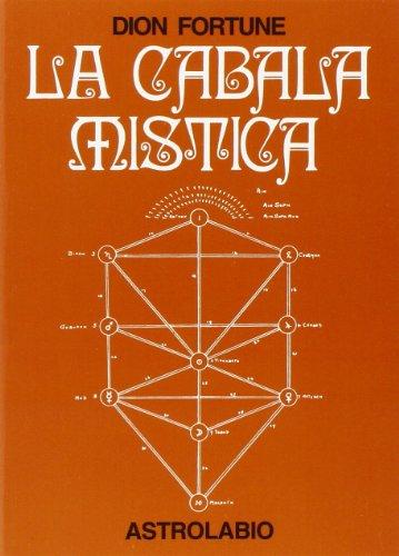 La cabala mistica (L'occulto) por Dion Fortune