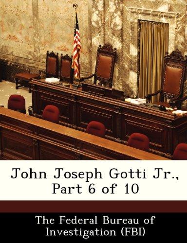 John Joseph Gotti Jr., Part 6 of 10 (Gotti John Jr)