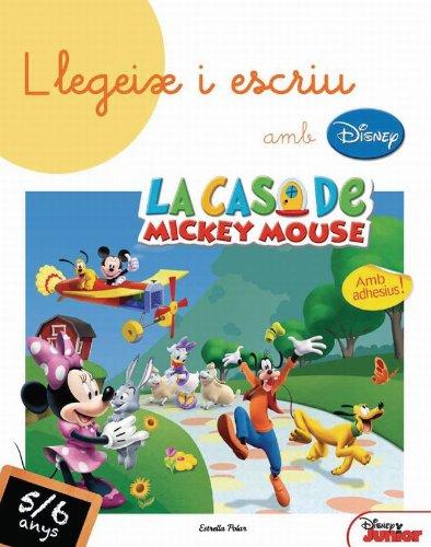 Llegeix I Escriu Amb Disney! (5/6 Anys)