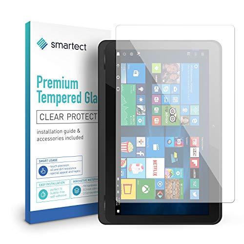 smartect Panzerglas für Odys Winpad 12 - Bildschirmschutz mit 9H Härte - Blasenfreie Schutzfolie - Anti Fingerprint Panzerglasfolie