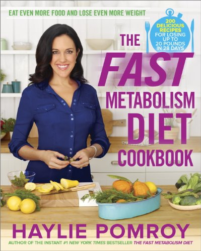 The Fast Metabolism Diet Cookbook: Eat Even More Food and Lose Even More Weight (English Edition) - Free Fast Food Gluten