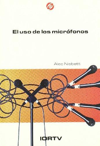 El uso de los micrófonos por Alec Nisbett