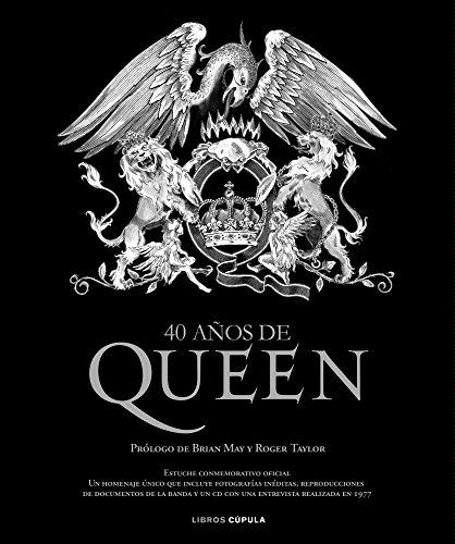 Los tesoros de Queen: 40 años de Queen por Queen