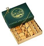 Baklava végétalienne Baklawa, 24 Pièces, Chateau de Mediterranean, Boîte Cadeau Avec Ruban