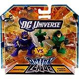 DC Universe Action League Prometheus vs Green Arrow Figure 2-Pack