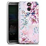 DeinDesign Silikon Hülle kompatibel mit HTC One E8 Case