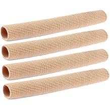 4 pieza silicona protector para los dedos Manguera vendaje Impresión –  Protección ... b953680aecbd