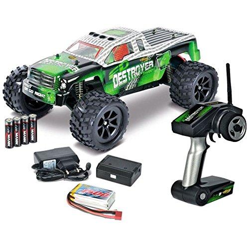 Carson 500404101 - 1:12 FD Destroyer Truggy 2.4 Ghz, 100% RTR, Fahrzeug -