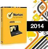 Norton Antivirus 2014 - 1 User / 1 License