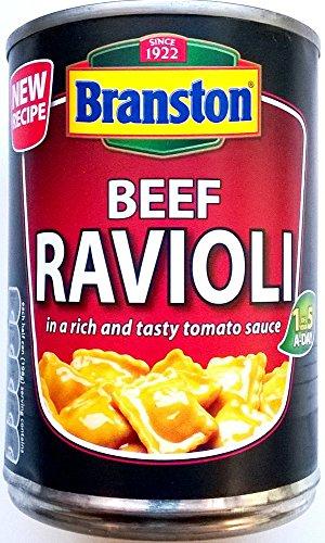 Branston Beef Ravioli - 6 x 395gm