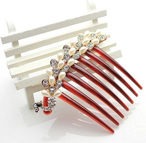 ecloud-shopr-white-pearl-bling-strass-perles-cristal-silver-decorative-peigne