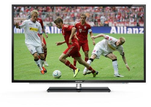 Grundig 47 VLE 9270 BL 119 cm (47 Zoll) Fernseher (Full HD, Triple Tuner, 3D, Smart TV) (47 Zoll Tv 1080p)