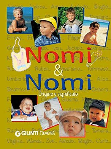Nomi & Nomi (Best Seller Pocket) (Italian Edition) Aa-pocket