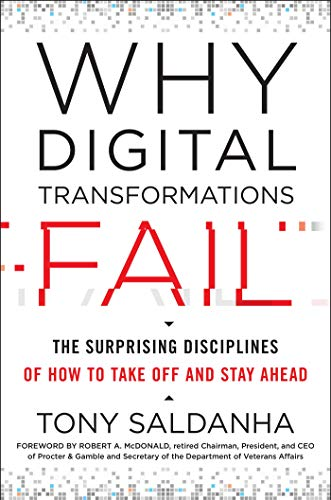 Why Digital Transformations Fail: The Surprising Disciplines of How to Take Off and Stay Ahead (How Markets Fail)