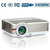 EUG X99 Multimedia Video Projector 1080p...