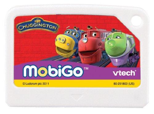 Vtech Learning & Educational Toys VTech Mobigo Software Chuggington