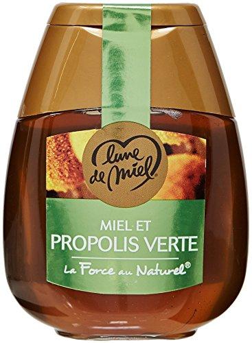 Lune de Miel Les Spécialités Miel et Propolis Doseur 250 g - Lot de 2