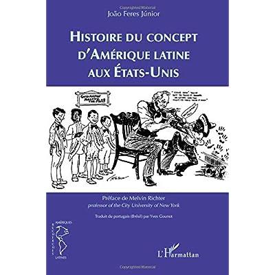 Histoire du concept d'Amérique latine aux Etats-Unis