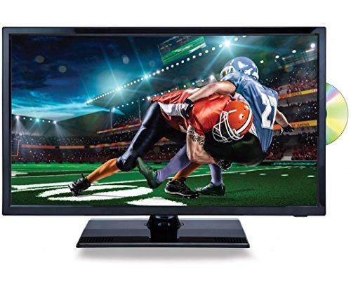 NAXA Electronics 55.9 cm (22 Inches) Full HD LED TV NTD2256 (Black)