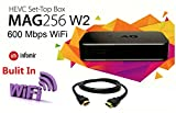 MAG 256W2Iptv set top box W/600Mbps WiFi immagine